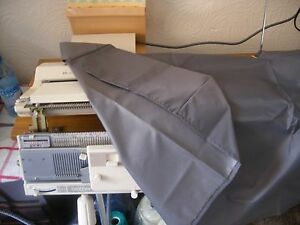 NEW BROTHER CHUNKY GAUGE FITTED KNITTING MACHINE COVER - NEW