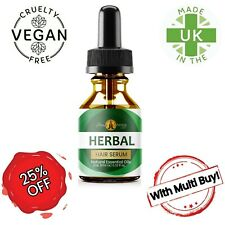 Hair Regrowth Serum Natural Hair Growth Treatment - With Rosemary Essential Oil