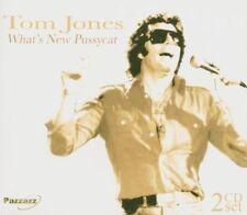 TOM JONES - WHAT'S NEW PUSSYCAT(Tina Turner,Donny Ormond,Chaka Khan)  2 CD NEW+