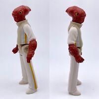 Vintage Star Wars Admiral Ackbar Action Figure 1982 Kenner