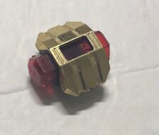 POWER RANGERS VINTAGE ZEO GOLD RANGER ZEONIZER MORPHER CRYSTAL AS SHOWN