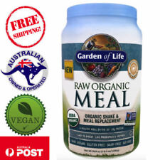 Raw Organic Vegan Shake Meal Replacement by Garden of Life 1038g