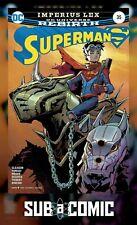 SUPERMAN #35 (DC 2017 1st Print) COMIC