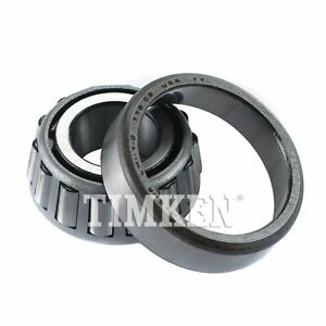Timken SET1 Tapered Roller Bearing Cone and Cup Assembly