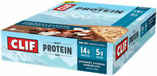 Clif Bar Whey Protein Bar: Coconut Almond Chocolate, Box of 8