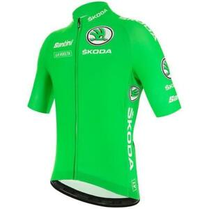 2020 La Vuelta Espana Sprinter's Cycling Jersey by Santini - Made in Italy