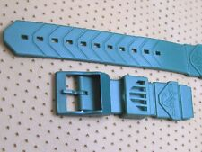sports rubber watch band 17mm green to fit Tag Heuer Formula