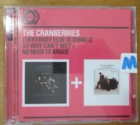 THE CRANBERRIES (2 ,ALBUMS DIGIPAK ,2009) 36 TRACKS