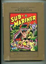 MARVEL MASTERWORKS GOLDEN AGE SUB MARINER VOL 3 NM 9.6 HARDCOVER ACTION COVER