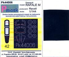 Model Maker 1/144 DASSAULT RAFALE M Jet Fighter Paint Mask Set