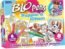 BNIB Blo Pens Glitter Studio By John Adams Art Set NEW