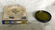Hoya 58mm POL colore Y Filtro