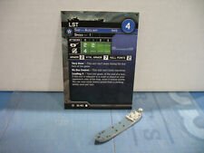 Axis & Allies War at Sea Surface Action LST 12/40