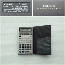 Vintage Japan Calculator Casio fx-3600P  Working