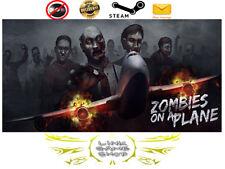 Zombies on a Plane Deluxe PC & Mac Digital STEAM KEY - Region Free
