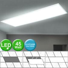 LED Decken Panel 45W Büro Arbeits Zimmer Tages Licht Einbau Raster Lampe weiß