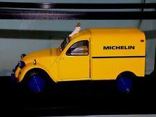 Citroen 2 CV Fourgonnette MICHELIN with BIBENDUM  NOREV   181502  1:18