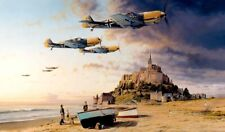 Aces on the Western Front by Robert Taylor - Signed by Luftwaffe Aces