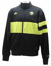 NEU Nike Celtic Fußball Club Transit Jacke schwarz M
