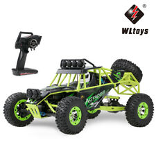 Wltoys 1/12 2.4G 4WD RC Auto 50Km/H High Speed Off Road Monster Truck Car N7N3