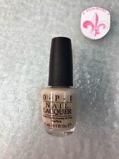 OPI  Nail Polish Lacquer Color YOU'RE SO VAIN-ILLA Creamy Nude Beige Vanilla C14