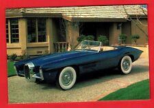 Car Postcard ~ 1951 Bugatti 101C Ghia - Niccolini of Italy: Limited Edition: 500