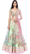 Indian Pakistani Suit Bollywood Ethnic Designer LEHENGA CHOLI 234