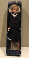 Vintage Delta Airlines Mini Flight Attendant Doll