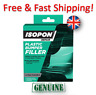 FREE P&P! U-POL Isopon Plastic Bumper Filler 100ML 4 X 25g Sachets | MADE IN UK