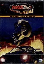 DIABOLIK Track of the  Panther vol. 10 - DVD NUOVO E SIGILLATO, ITALIANO, NO IMP