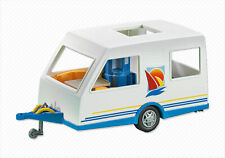 PLAYMOBIL 7503 SMALL HOLIDAY CARAVAN *NEW IN SEALED BAG*