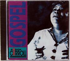 Karen Carroll - Gospel (CD) New & Sealed