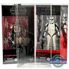 More details for star wars display case the black series 6