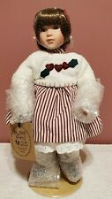 "Boyds Bears - My Best Friend Doll Collection, Vanessa, 12"" tall, FREE SHIPPING"