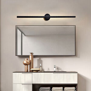 LED Bath Vanity Wall Sconce Light Mirror Front Lamp Fixture Acrylic Europe Style