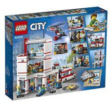 Lego 60204 - City Town - Hospital - NUEVO