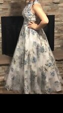 Intrigue Spring Formal Gown Dress Size 12