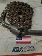 Greenlee 36 Vise Chain Tugger Tiedown Ed4u 8173 C