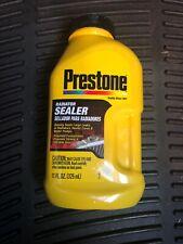 Prestone Radiator Sealer 11oz