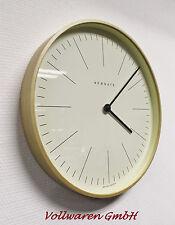 NEWGATE Wanduhr MR CLARKE 60th BRITISH DESIGN Uhr Bauhaus Stil