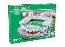Celtic Park estadio de fútbol 3D Rompecabezas 179 piezas
