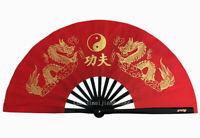 14Color Kung Fu Tai Chi Martial Arts Wushu WingChun Training Equipment Fight Fan