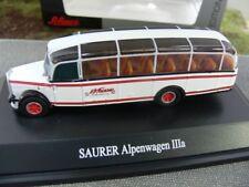1/87 Schuco SAURER 4 LC Alpenwagen IIIa Evasion St.Maurice S.A. 260010