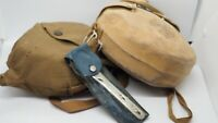 Vintage Lot Official Boy Scout; Mess Kit, Canteen, Utensil Set - 1950's VG Cond.