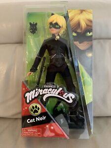 "Miraculous: Tales of Ladybug & Cat Noir - 10.5"" Cat Noir Doll 2021 ZagHeroez"