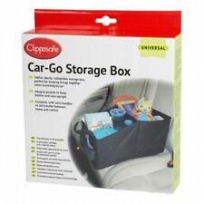 Clippasafe Car-Go Kids Car Storage Organiser Box