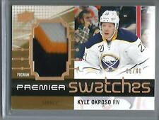 Kyle Okposo 16/17 Upper Deck Premier Game Used Jersey Patch #05/40