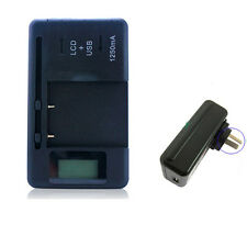 Battery Charger For LG LGIP-400N SBPP0027401 P509 Optimus T / MS690 Optimus M