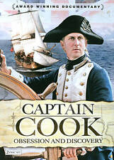 Captain Cook: Obsession and Discovery (DVD, 2013, 2-Disc Set)