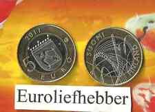Finland /Suomi   5 Euro  ( 4 ) 2011  op voorraad  NIEUW